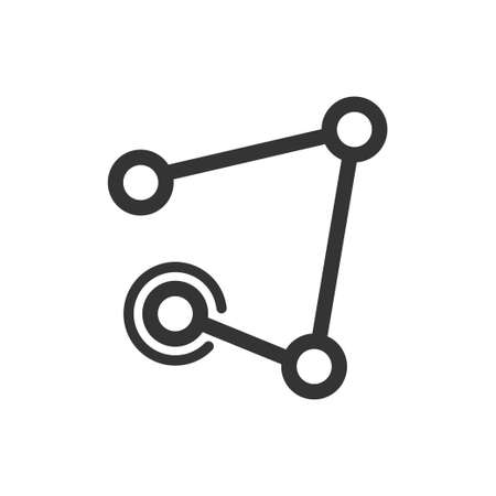 Beautiful, Meticulously Designed Connectivity,  Link Icon Çizim