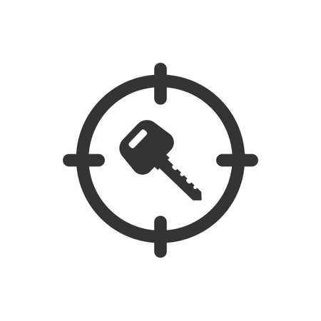 Beautiful, Meticulously Designed Target Security Icon