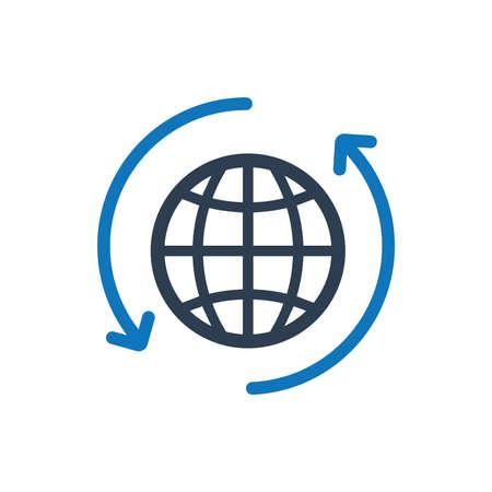 International Money Transaction Icon