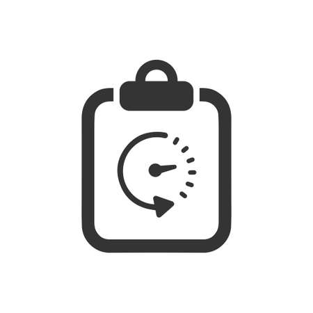 Beautiful, Meticulously Designed Time Schedule Icon