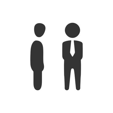Business Dealing Icon  イラスト・ベクター素材