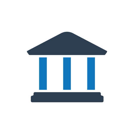 Banking Icon 向量圖像