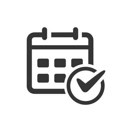 Event Planning Icon Çizim