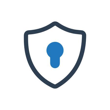 Security Icon Çizim