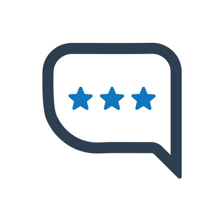 Beautiful, Meticulously Designed Satisfaction Feedback Icon