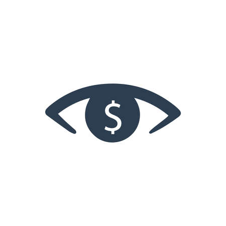 Financial Vision Icon