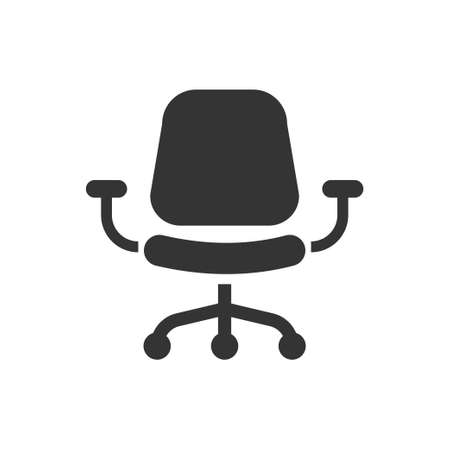 Beautiful, Meticulously Designed Office Chair Icon