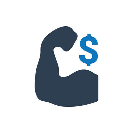 Financial Strength Icon