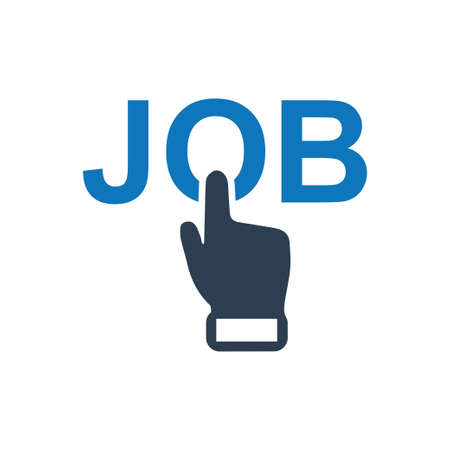Online Job Apply Icon