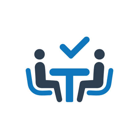 Beautiful, Meticulously Designed Decision Making Icon