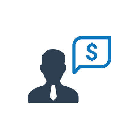 Business Support Icon Stock Vector - 114944960