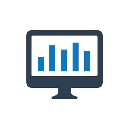 Online Marketing Report Icon