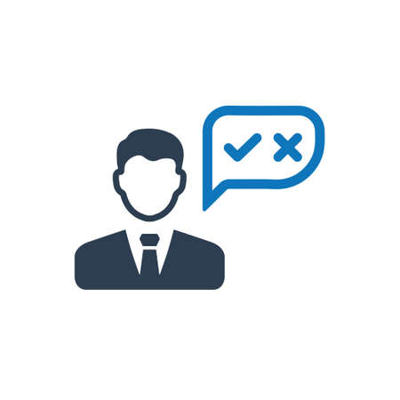 Business Decision Making Icon