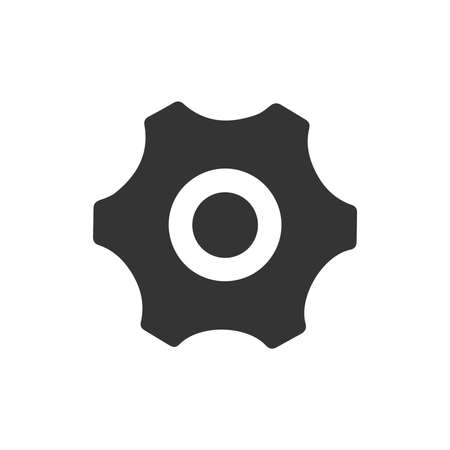Gear, Setting Icon
