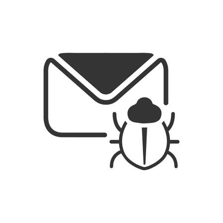 Email Infected Icon