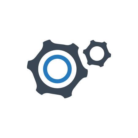 Gears, Configuration Icon
