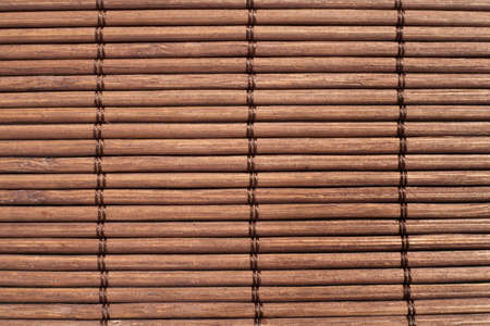 Wooden Blinds Background  Horizontal view