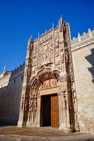 San Gregorio Church, Valladolid, Spain. photo