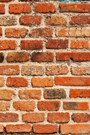 Nice old brick wall Stock Photo