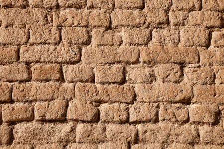 brick wall detail for background or texture