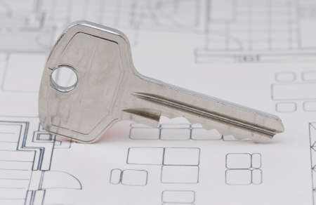latchkey: latchkey - Characteristic symbol image for building construction and architects.