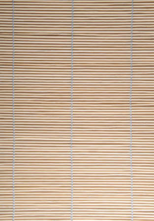 Bamboo curtain for use as nature background.