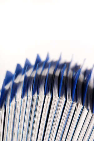Close up of a Business Card Holder. Stock Photo - 3476676