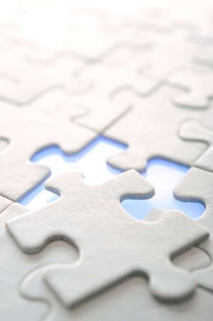 Close-up of a puzzle game. 版權商用圖片