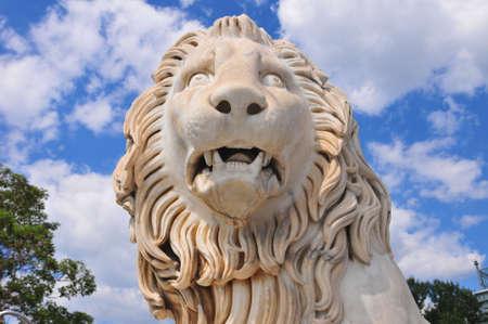 vorontsov: Medici Lion at the Vorontsov Palace