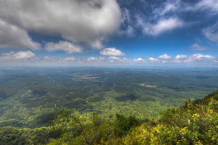 At an altitude of 1,730 m this is the highest viewpoint in the area showing a sweeping view of the Lowveld of Mpumalanga photo