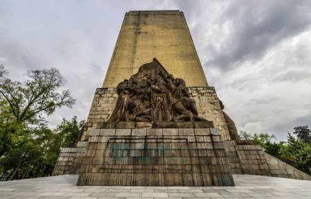 alvaro: Monument to Alvaro Obregon  Monumento a Álvaro Obregón  in Parque de la Bombilla  A monolithic shrine built in 1935 to the postrevolutionary Mexico president in the art deco style  Editorial