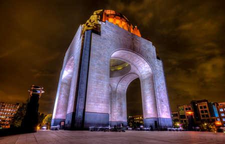 Monument to Alvaro Obregon  Monumento a �lvaro Obregón  in Parque de la Bombilla  A monolithic shrine built in 1935 to the postrevolutionary Mexico president in the art deco style