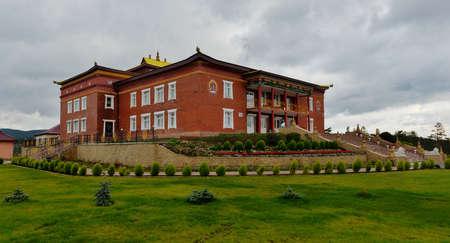 dat: Rinpoche Bagsha Monastero Datsan a Ulan-Ude, Russia Un centro dedicato alla conservazione, distribuzione sviluppo del Buddismo di tradizione classica Gelukpa - School of Virtue