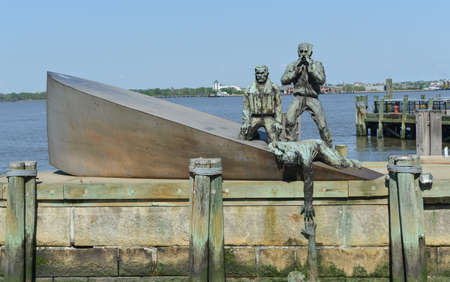 merchant: American Merchant Marines Memorial in New York City