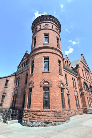 The Washington Avenue Armory, officially known as the Washington Avenue Armory Sports and Convention Arena  Now a multi-purpose arena in Albany, New York