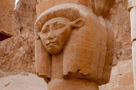 여왕 하트셉수트, 이집트의 빈소 사원.