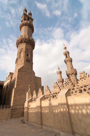 Mohamed Ali Mosque of the Saladin Citadel of Cairo, Egypt.