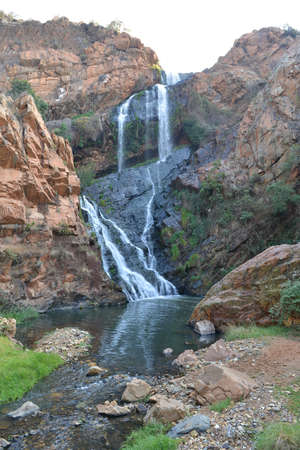 previously: Waterfall of the Walter Sisulu National Botanical Garden, Johannesburg, South Africa. Previously known as the Witwatersrand National Botanical Garden