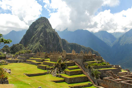Machu Picchu, a Peruvian Historical Sanctuary in 1981 and a UNESCO World Heritage Site in 1983. One of the New Seven Wonders of the World.
