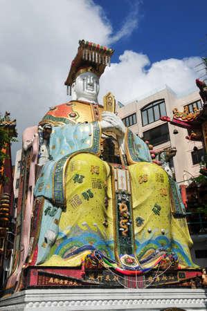 causeway: Tin Hau Temple, Causeway Bay, Hong Kong