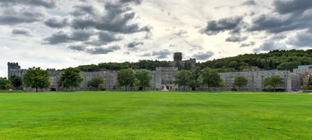US Military Academy, West Point in New York. Stock fotó - 47538401