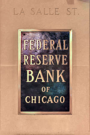 federal reserve: Federal Reserve Bank of Chicago (informally the Chicago Fed) on La Salle Street.