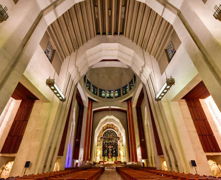 oratory: Saint Josephs Oratory of Mount Royal, a Roman Catholic minor basilica and national shrine on Westmount Summit in Montreal, Quebec. It is Canadas largest church.