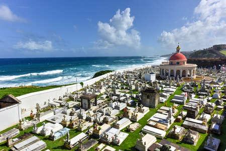 magdalena: Santa Maria Magdalena de Pazzis colonial era cemetery located in Old San Juan, Puerto Rico.