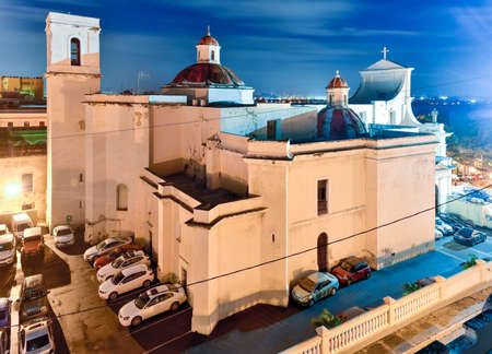 unesco world cultural heritage: Cathedral of San Juan Bautista is a Roman Catholic cathedral in Old San Juan, Puerto Rico. This church is built in 1521 and is the oldest church in the United States.