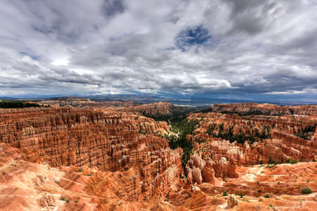 thor's: Bryce Canyon National Park in Utah, United States.