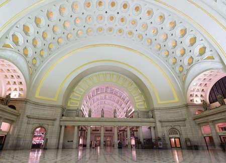 Union Station is a major train station, transportation hub, and leisure destination in Washington, D.C.