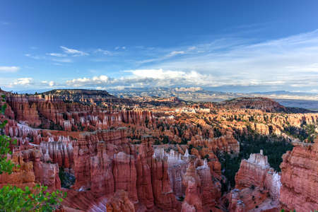 thor's: The Amphitheater in Bryce Canyon National Park in Utah, United States.