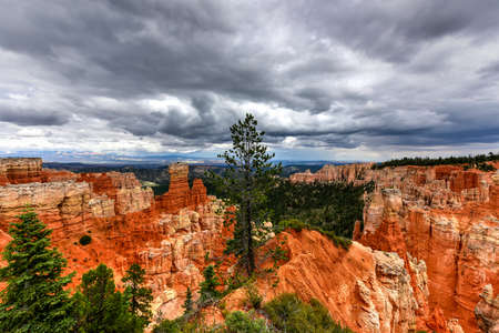 Agua Canyon in Bryce Canyon National Park in Utah, United States.