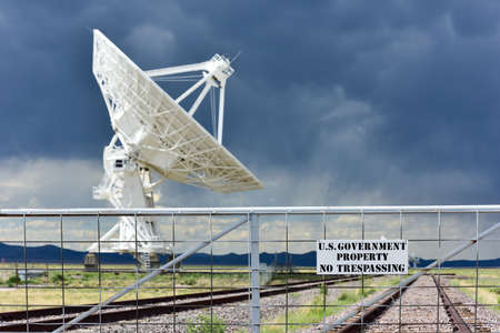 san agustin: The Karl G. Jansky Very Large Array (VLA) is a radio astronomy observatory located on the Plains of San Agustin in New Mexico. Editorial